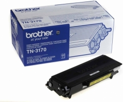 Brother TN-3170Bk, black, 7000 stran, original
